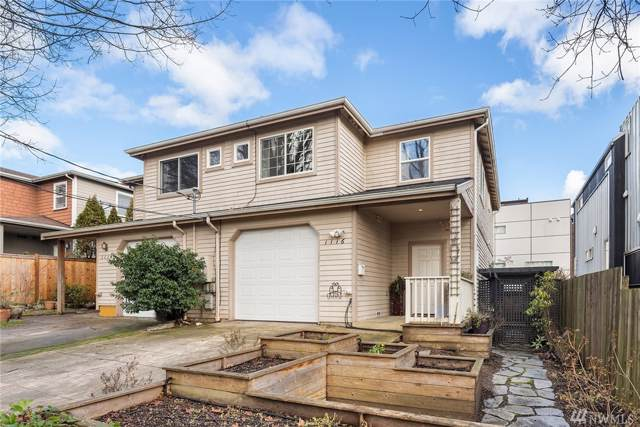 1116 26th Ave S, Seattle, WA 98144 (#1558967) :: The Kendra Todd Group at Keller Williams