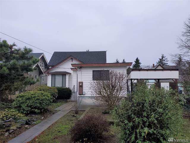 2360 S Hosmer St, Tacoma, WA 98405 (#1559078) :: The Kendra Todd Group at Keller Williams