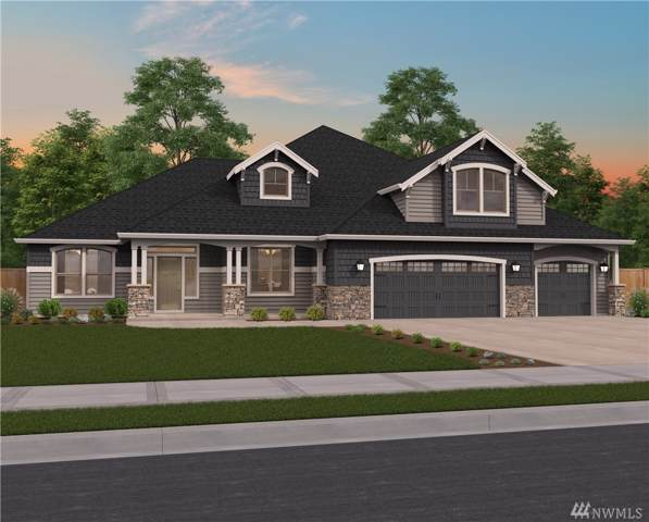 23308 70th St E, Buckley, WA 98321 (#1559090) :: Ben Kinney Real Estate Team
