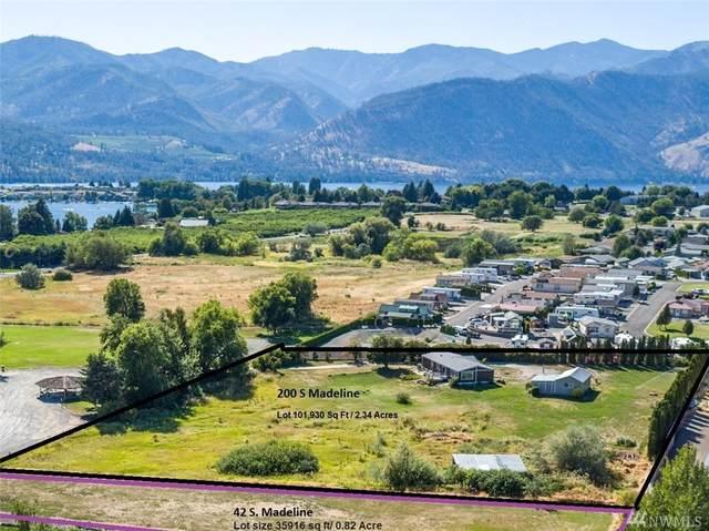 200 S Madeline Rd, Manson, WA 98831 (MLS #1559194) :: Nick McLean Real Estate Group