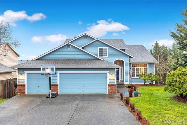 5429 125th Place SE, Snohomish, WA 98296 (#1559324) :: Real Estate Solutions Group