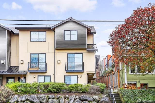 2018 Franklin Ave E A, Seattle, WA 98102 (#1559621) :: Northwest Home Team Realty, LLC