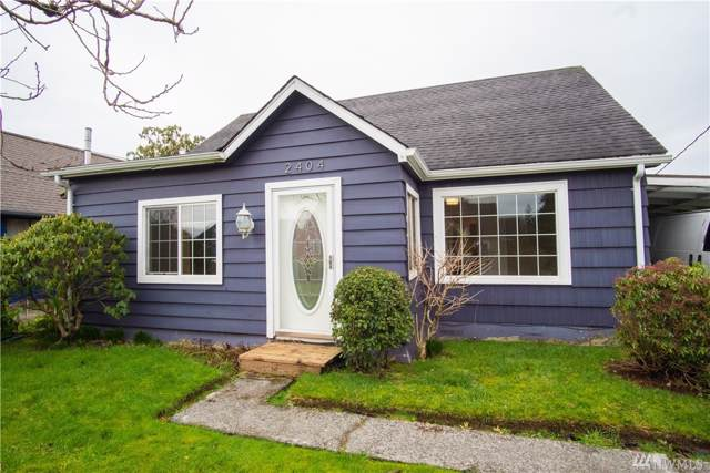2404 Pacific Ave, Aberdeen, WA 98520 (#1559697) :: Canterwood Real Estate Team