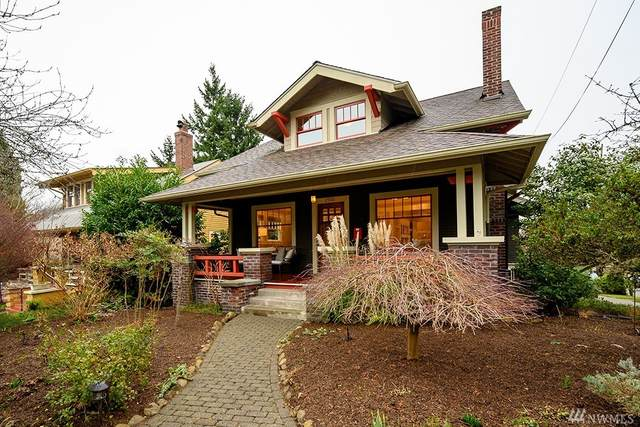 2900 1st Ave N, Seattle, WA 98109 (#1559907) :: Ben Kinney Real Estate Team