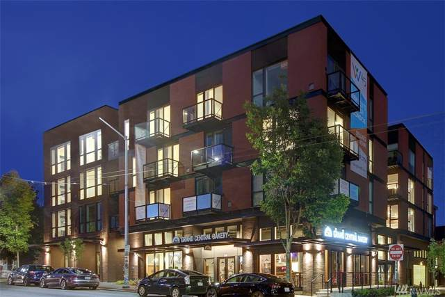 1601 N 45th St #410, Seattle, WA 98103 (#1560036) :: Lucas Pinto Real Estate Group