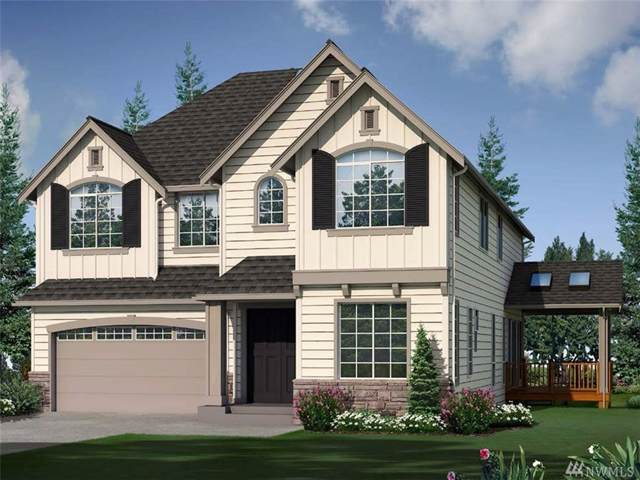 1511-(Lot 19) Elk Run Place SE, North Bend, WA 98045 (#1560055) :: Better Homes and Gardens Real Estate McKenzie Group
