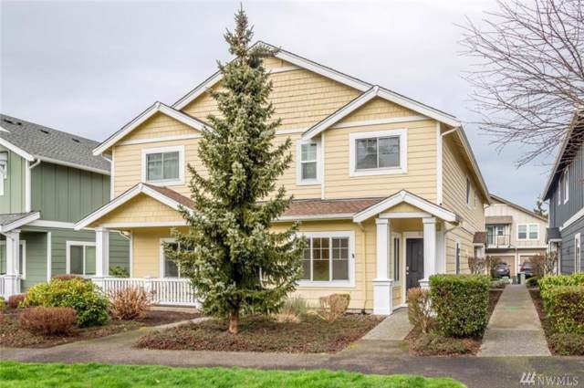 6053 Illinois Lane SE B, Lacey, WA 98513 (#1560358) :: Mary Van Real Estate