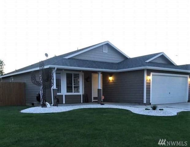 601 Hilltop NE, Quincy, WA 98848 (#1560364) :: Canterwood Real Estate Team