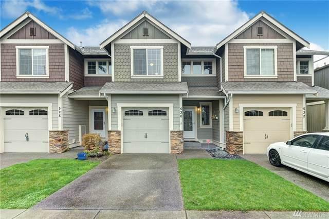 530 Pearl St, Snohomish, WA 98290 (#1560633) :: The Kendra Todd Group at Keller Williams