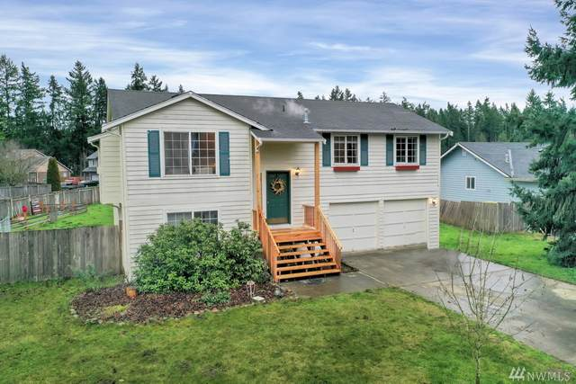 21703 82nd Av Ct E, Spanaway, WA 98387 (#1560798) :: KW North Seattle