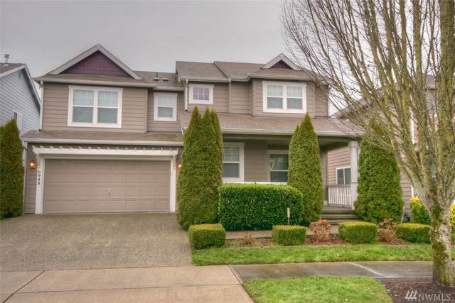 6948 Inlay St SE, Lacey, WA 98513 (#1560830) :: Mary Van Real Estate