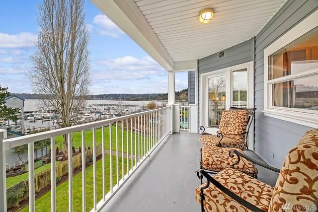 6125 NE 175th St P303, Kenmore, WA 98028 (#1560911) :: Mike & Sandi Nelson Real Estate