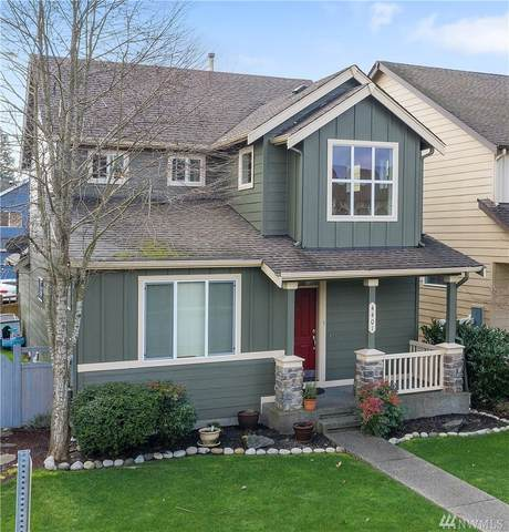 4401 Fire Willow Wy NW, Olympia, WA 98502 (#1560940) :: Record Real Estate