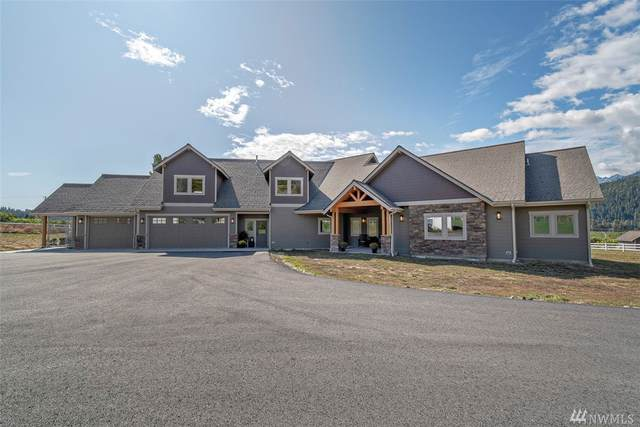 70 Garmisch Lane, Leavenworth, WA 98826 (#1561026) :: Keller Williams Western Realty