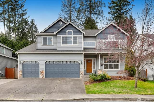 8205 192nd Av Pl E, Bonney Lake, WA 98391 (#1561157) :: KW North Seattle