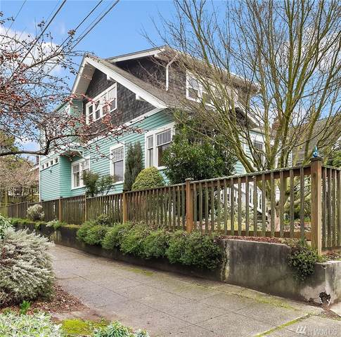 504 N 81st St, Seattle, WA 98103 (#1561178) :: Keller Williams Western Realty
