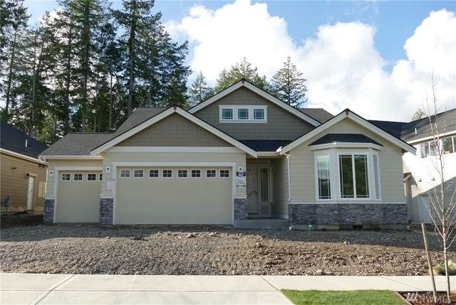 4423 Caddyshack Dr NE Lot55, Lacey, WA 98516 (#1561319) :: Keller Williams Realty