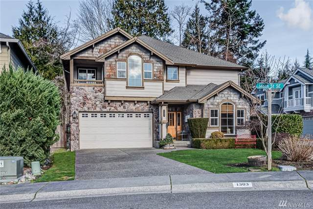 1303 146th St SE, Mill Creek, WA 98012 (#1561348) :: The Torset Group