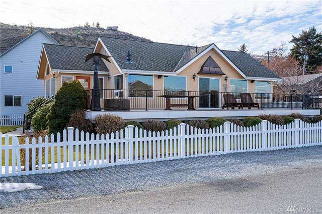 119 Water St, Chelan, WA 98816 (#1561375) :: Record Real Estate