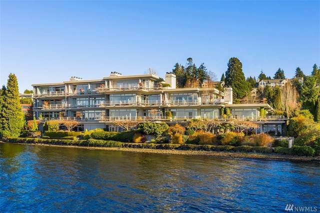 5505 Lake Washington Blvd NE 1E, Kirkland, WA 98033 (#1561394) :: The Torset Group