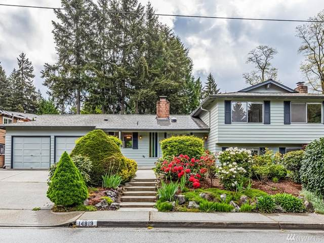 14819 NE 15th Place, Bellevue, WA 98007 (#1561524) :: Keller Williams Realty