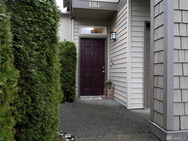 17604 134th Lane SE #17610, Renton, WA 98058 (#1561906) :: Record Real Estate