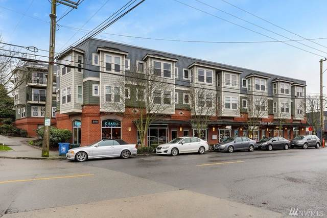 2105 N 55th St #205, Seattle, WA 98103 (#1561933) :: Record Real Estate