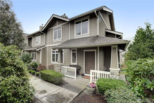 7415 Warren Ave SE C, Snoqualmie, WA 98065 (#1562012) :: Keller Williams Western Realty