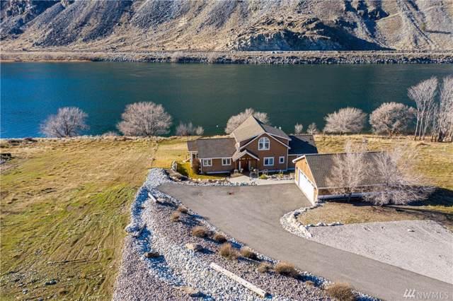 25 N Shore Dr, Orondo, WA 98843 (MLS #1562119) :: Nick McLean Real Estate Group