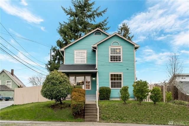 509 S 43rd St, Tacoma, WA 98414 (#1562174) :: Canterwood Real Estate Team