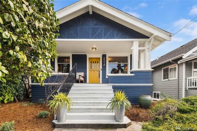 4314 Thackeray Place NE, Seattle, WA 98105 (#1562507) :: Alchemy Real Estate