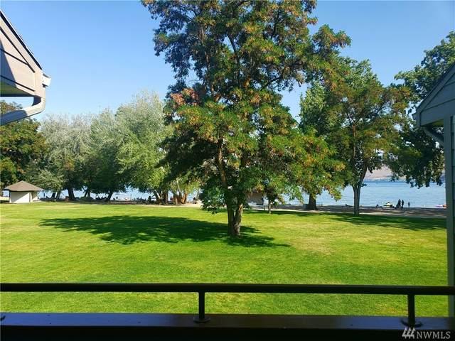 1 Beach 539-L, Manson, WA 98831 (MLS #1562517) :: Nick McLean Real Estate Group