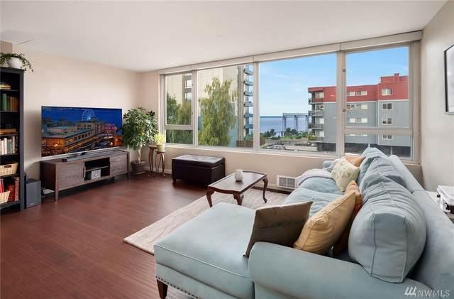 415 W Mercer St #303, Seattle, WA 98119 (#1562536) :: McAuley Homes