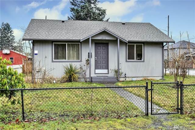 6802 S Mullen St, Tacoma, WA 98409 (#1562714) :: Ben Kinney Real Estate Team