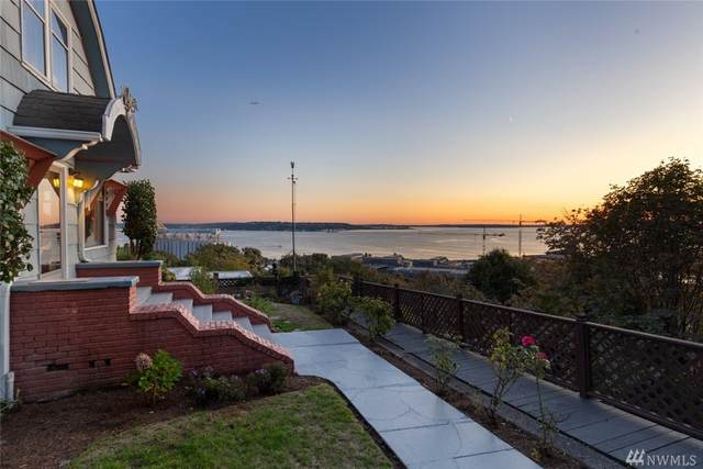 1412 11th Ave W, Seattle, WA 98119 (#1562754) :: Ben Kinney Real Estate Team