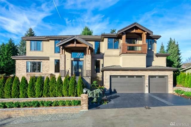10426 NE 15th St, Bellevue, WA 98004 (#1562778) :: Record Real Estate