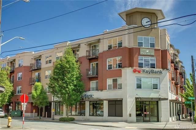 413 NE 70th St #405, Seattle, WA 98115 (#1562843) :: Costello Team