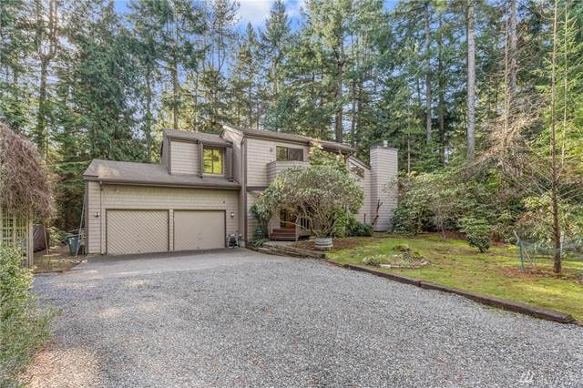 15203 63rd Ave W, Edmonds, WA 98026 (#1562850) :: The Torset Group