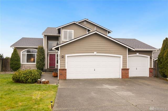 8214 80th Dr NE, Marysville, WA 98270 (#1562923) :: Record Real Estate
