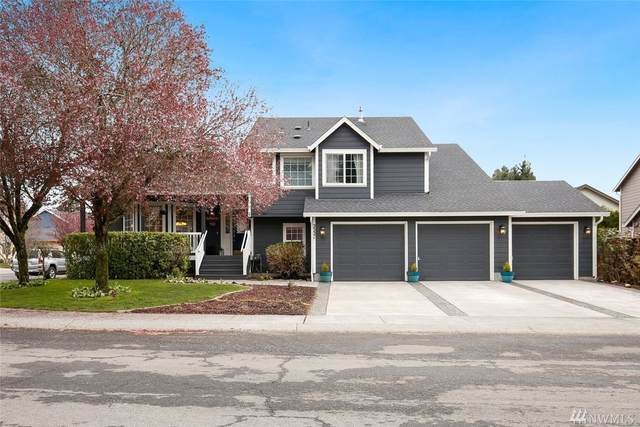 2221 NE 153rd Ave, Vancouver, WA 98684 (#1562952) :: Real Estate Solutions Group