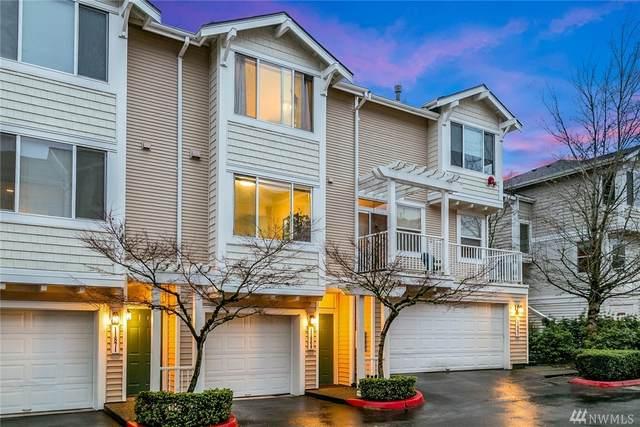 11869 NE 162nd Lane 12-3, Bothell, WA 98011 (#1562992) :: Mike & Sandi Nelson Real Estate