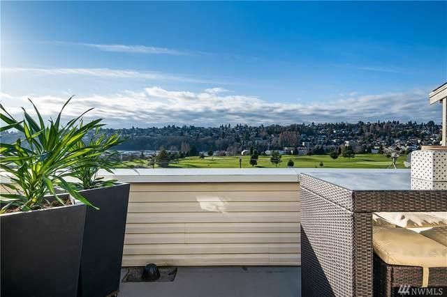 2530 15th Ave W #602, Seattle, WA 98119 (#1563085) :: Ben Kinney Real Estate Team