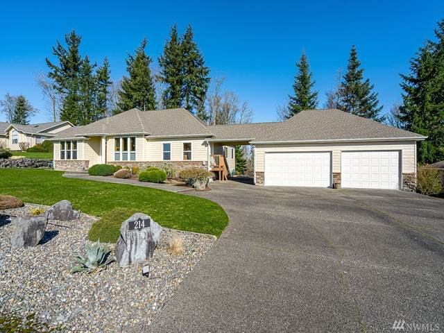 214 Alderwood Dr, Chehalis, WA 98532 (#1563112) :: Hauer Home Team
