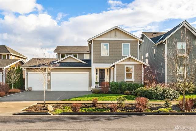 1083 SE 10th St, North Bend, WA 98045 (#1563209) :: Mary Van Real Estate