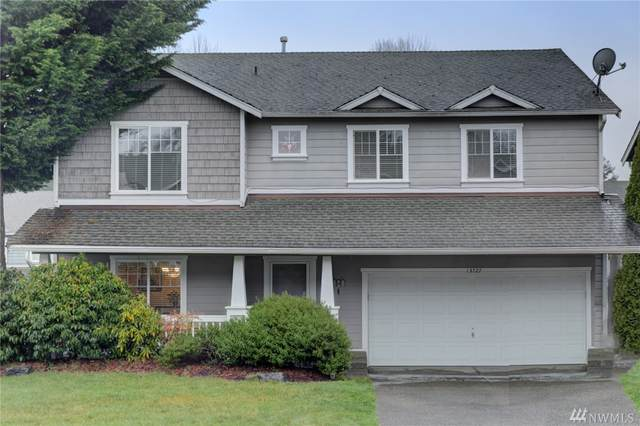 13727 116th Av Ct E, Puyallup, WA 98374 (#1563361) :: The Kendra Todd Group at Keller Williams