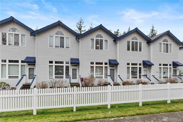 16424 Spruce Wy C4, Lynnwood, WA 98037 (#1563456) :: Record Real Estate
