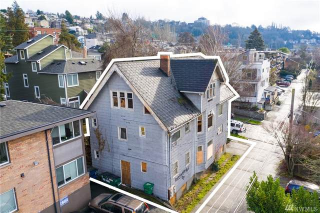 214 E Boston St, Seattle, WA 98102 (#1563530) :: Northwest Home Team Realty, LLC