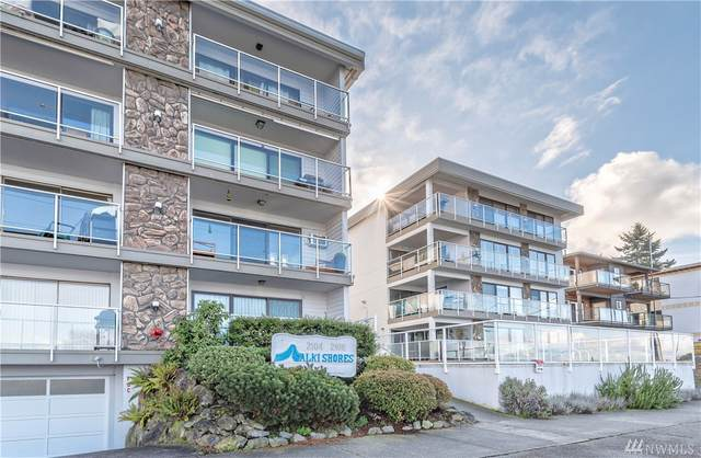 2104 Alki Ave SW #206, Seattle, WA 98116 (#1563609) :: McAuley Homes
