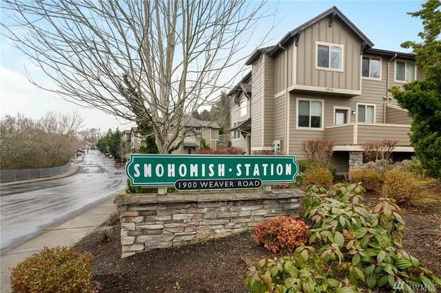 1900 Weaver Rd P202, Snohomish, WA 98290 (#1563675) :: Record Real Estate