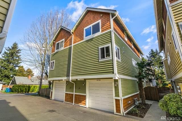 809 NW 97th St #B, Seattle, WA 98117 (#1563739) :: Keller Williams Western Realty